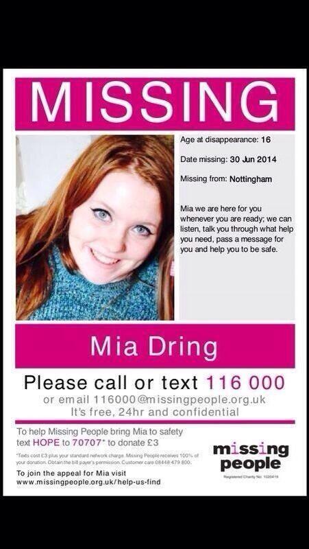 @jenniemcalpine @StephenDixonTV @itvcorrie @michkeegan @UmarKamani @ryanjamesthomas @GranadaReports  retweet #missing http://t.co/iL1HUmgMjE