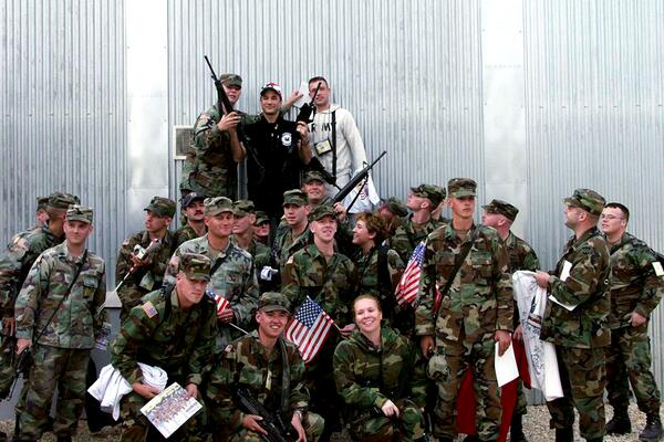 Thinking of the troops as we get ready for Independence day! http://t.co/ybEptqBV9S