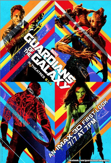 free tickets to see #GuardiansoftheGalaxy, a sneak peek