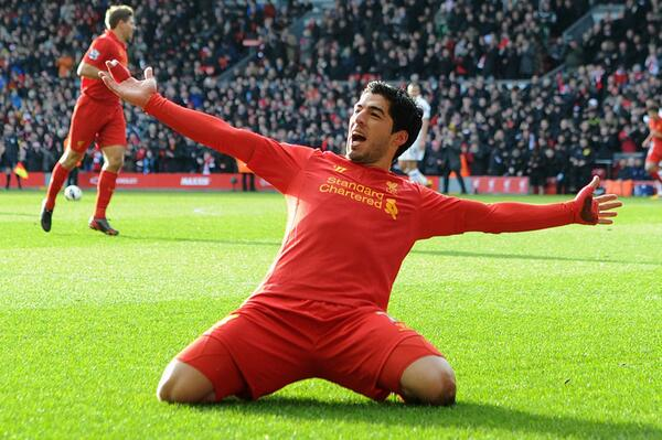 Barcelonas first offer to Liverpool for Luis Suarez was less than £50m [El Mundo Deportivo]