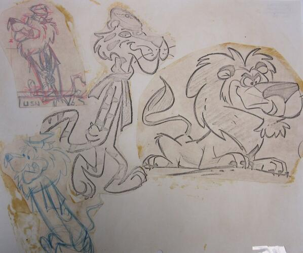 Recortes de #Dibujos Originales de Hanna...