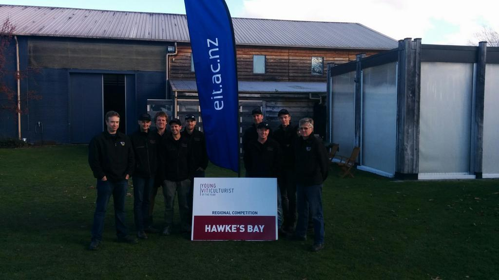 Twitter / WineHawkesBay: HB Young Viticulturist ...