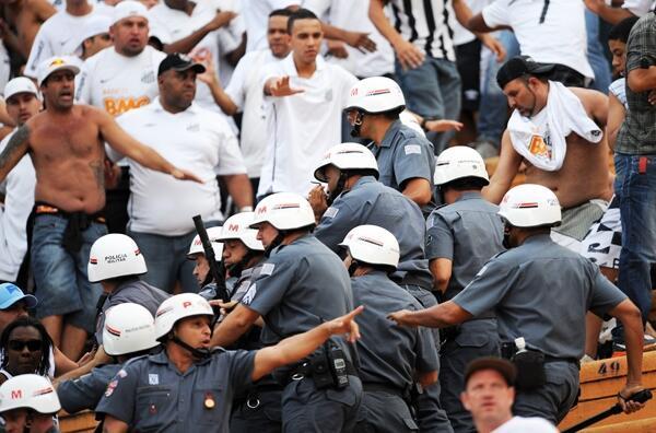 Soccer's Deadliest Fans: The Troubled World of Brazil's 'Organizadas'  Read more: http://t.co/qKf0F0QJaB http://t.co/BVvdLvyJwx
