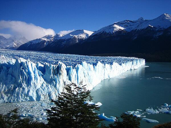 【アルゼンチン】ペリトモレノ氷河...