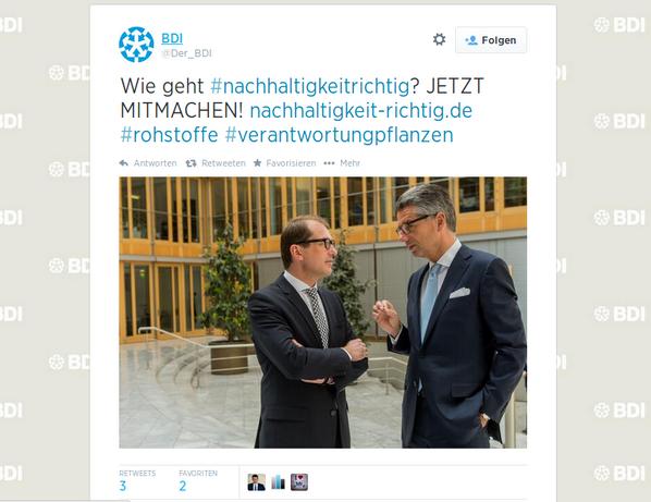 """Das ist ja nicht zu fassen! RT """"@Der_BDI  Wie geht #nachhaltigkeitrichtig? JETZT MITMACHEN! http://t.co/Qex1DT6zOU"""" http://t.co/N32WtDnvXy"""