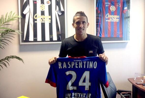 [Arrivée] Florian Raspentino / OM BrmxzcICEAEGzOi