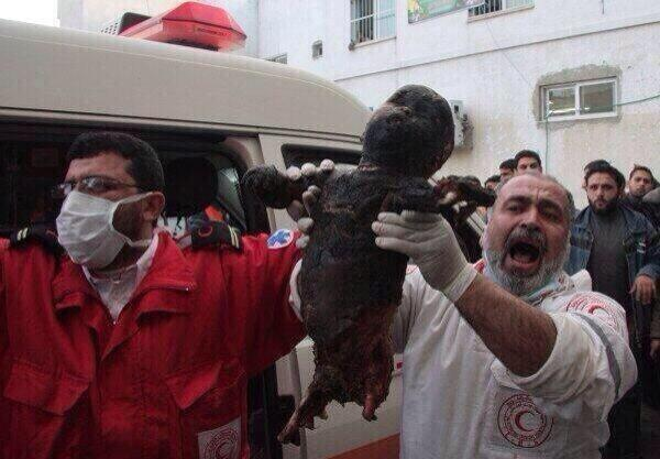 #GazaUnderAttack : la désinformation en images