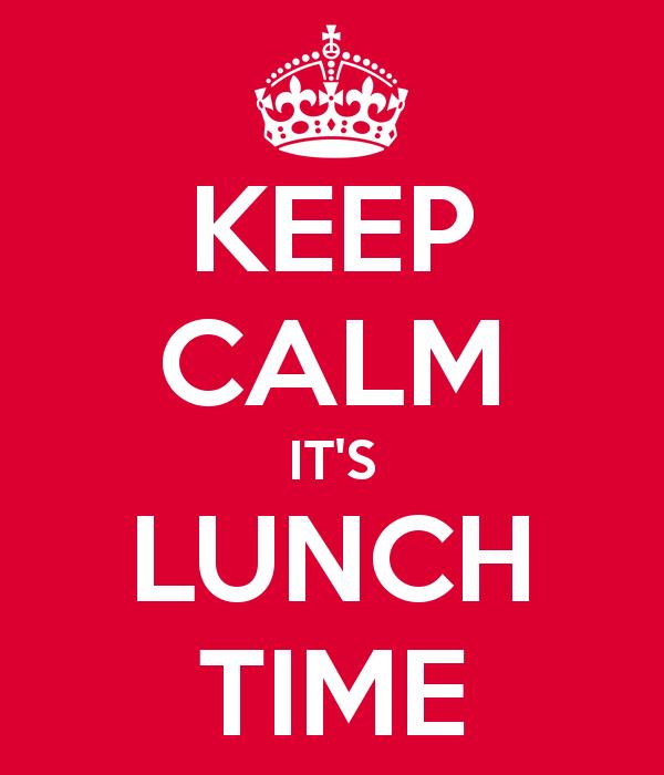VEVA On Twitter Keep Calm Its Lunch Time Tco 5J0j5aTeex