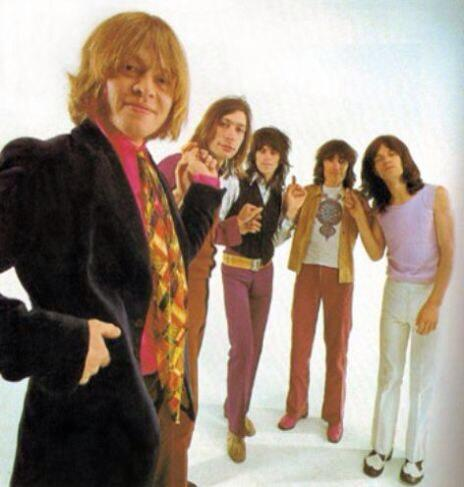 """The Rolling Stones on Twitter: """"Remembering Brian Jones, co-founder of the Rolling Stones, who died on this day in 1969 http://t.co/PI4YmkonMZ http://t.co/AqAhWsVnIi"""""""