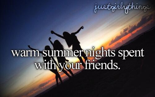 """Justgirlythings On Twitter: """"Warm Summer Nights Spent With"""