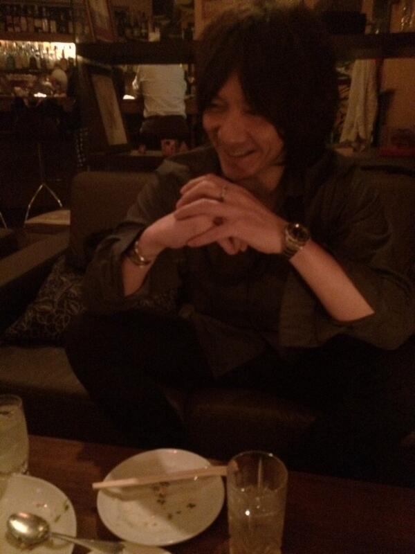 今夜は吉井さんチームで飲みなう