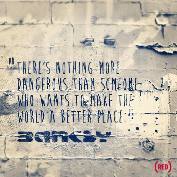banksy graffiti quotes - 700×700