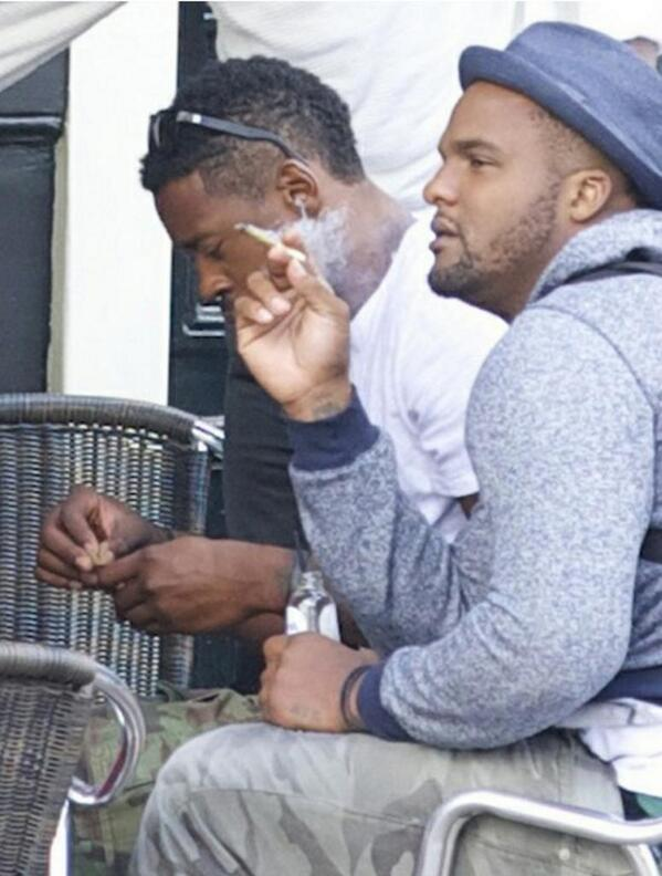 Clippers out here blazin?? Lol http://t.co/akDdMEfRsN