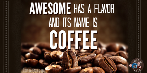Drink coffee, taste awesome! ☕ #coffee http://t.co/Fwd360rrlH