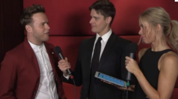 Now live on the Red Carpet - it's @ollyofficial! https://t.co/1XD8L8Tbsd #arqivas http://t.co/fL0NEnQ2Ld
