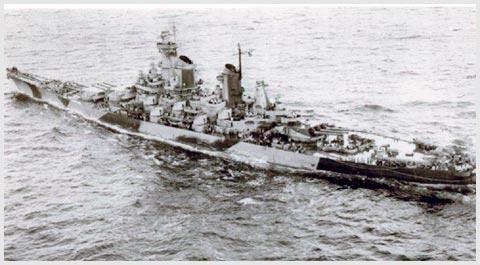 Battleship IOWA on Twitter: