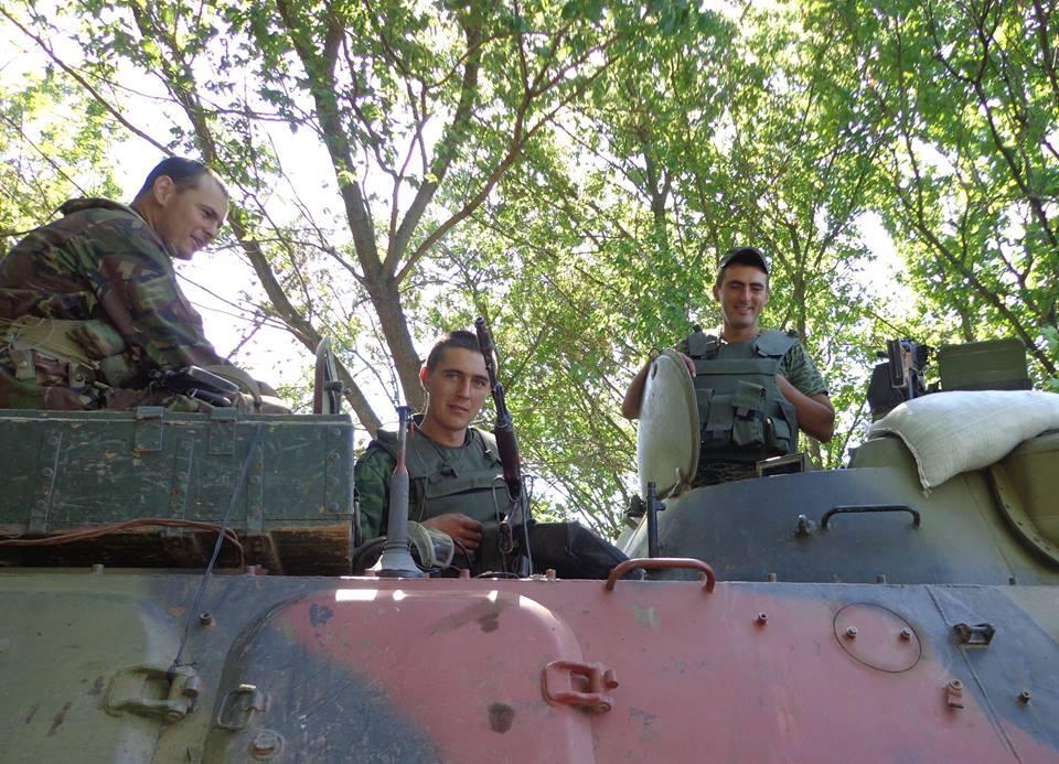 """Козак Гаврилюк с товарищами создают спецбатальон Нацгвардии: """"Это - наша идея, а не попытка власти очистить Майдан"""" - Цензор.НЕТ 4297"""