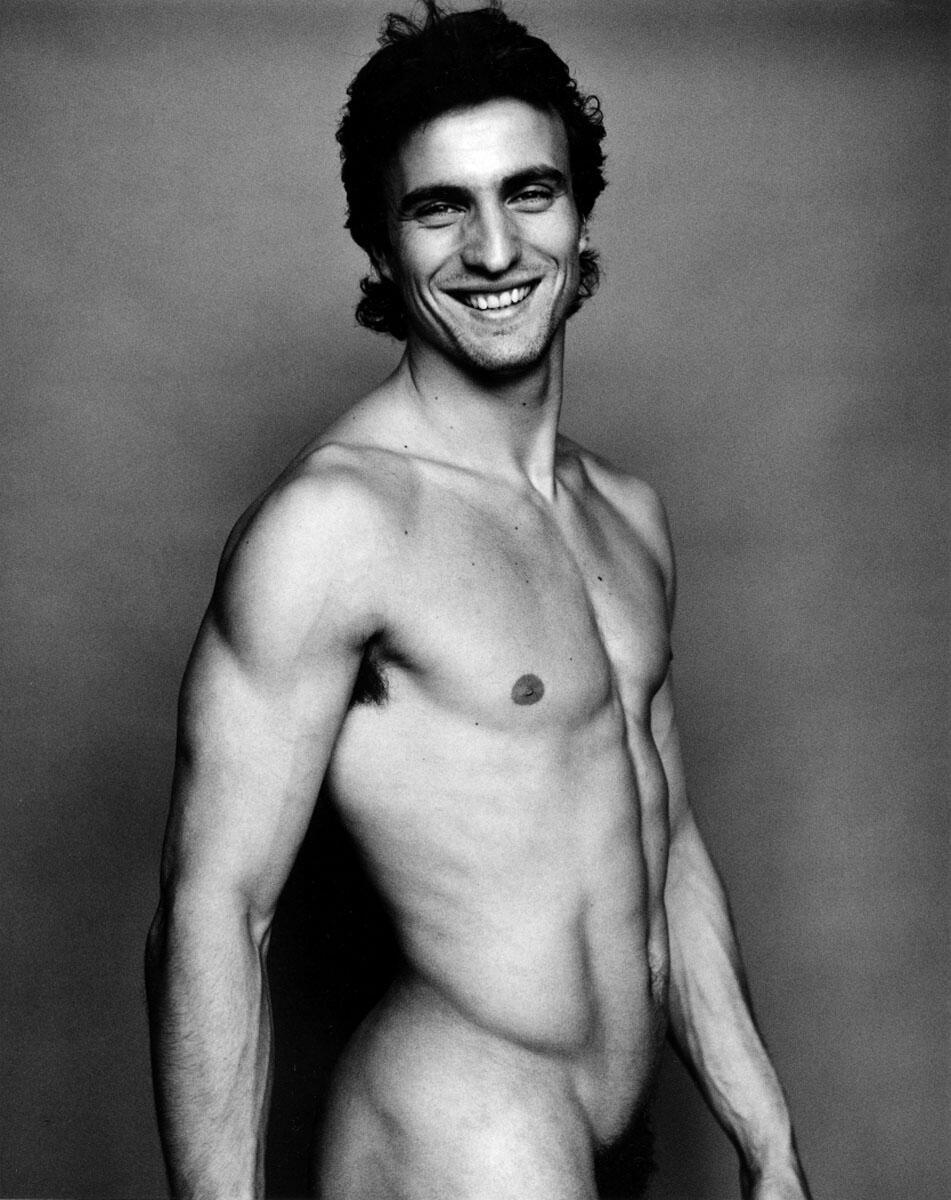 David ginola naked
