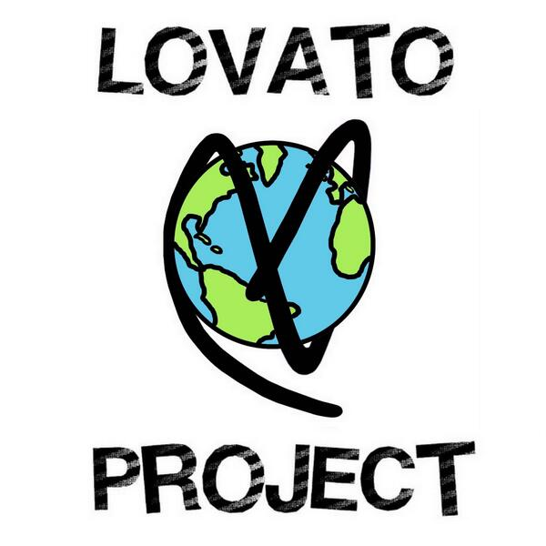 CHECK OUT the GREAT New Logo for @Lovato_Project FOLLOW THEM- Awesome Announcements Soon!!! Please RT http://t.co/q11WmWEqDW