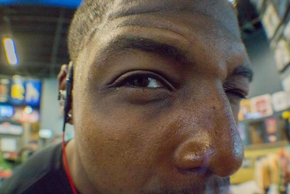 @adrian_wilson24... still has the eye of the Tiger! Watch out #NFL  #ComebackPlayeroftheyear #Bears #ChicagoBears http://t.co/8lJmyMmUmk