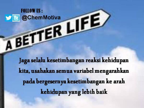 motivasi kimia chemmotiva twitter