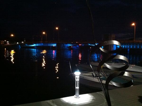 test Twitter Media - RT @EAAupdate: Enjoying the riverside tonight here in Oshkosh. See you at #OSH14 in a few weeks! http://t.co/DiA6BDToHH