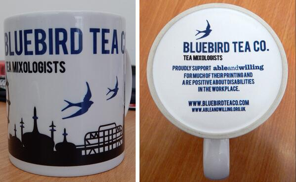 This beautiful tea mug is available from @Bluebirdteaco Thank you for the mention on the base. Great folk, great tea! http://t.co/v6QAMGHhKv