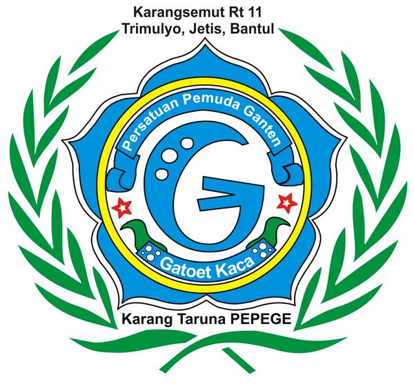 Karang Taruna Pepege Twitter Persatuan Pemuda Ganten Logo Karangtaruna Http