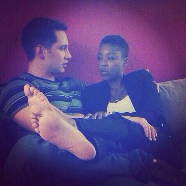 Poussey dating bennett