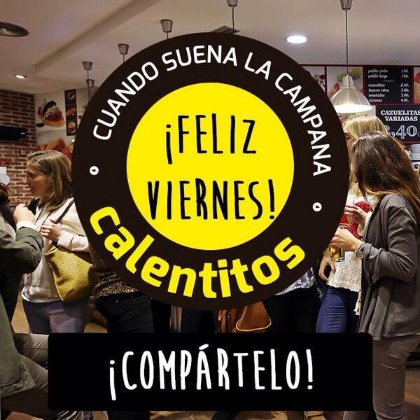 Buenos días Lizarris!!!  Vamos a darle caña al viernes!!  #siemprepositvo http://t.co/sUrAOoV5a3