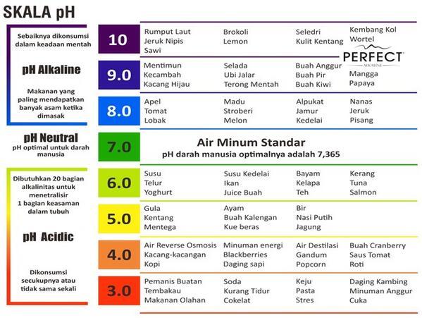 Hati-hati! Makanan Asam Membuat pH Tubuh Juga Menjadi Asam