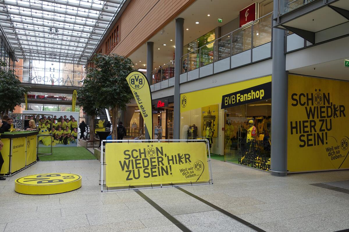 Dortmund Fanshop Berlin