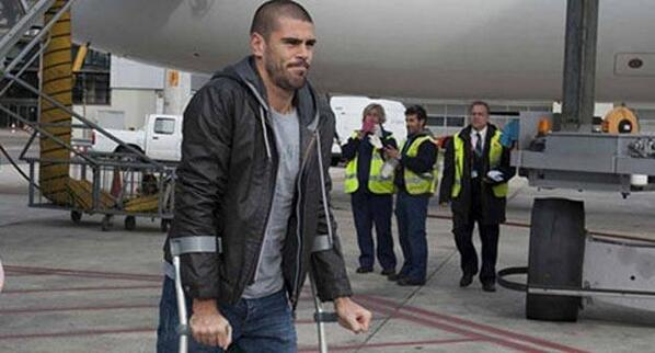 BrsSA3mCcAUndHO Victor Valdes determined to make AS Monaco move despite club calling deal off [Reports]