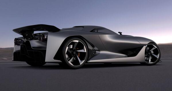 Nissan South Africa On Twitter Meet The Nissan Concept 2020 Our