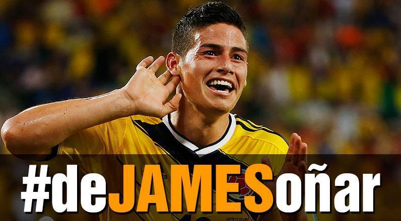 James #deJAMESoñar