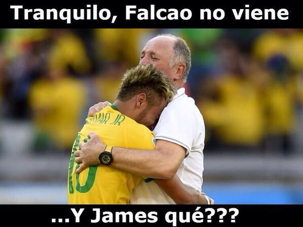 Tranquilo Neymar... http://t.co/fbOUa9NDUd