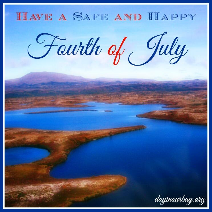 Twitter / DayInOurBay: Wishing you a safe and happy ...