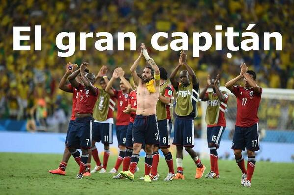 Un aplauso a Yepes. http://t.co/VWlcHCiDeN http://t.co/mBh9wL8IrA