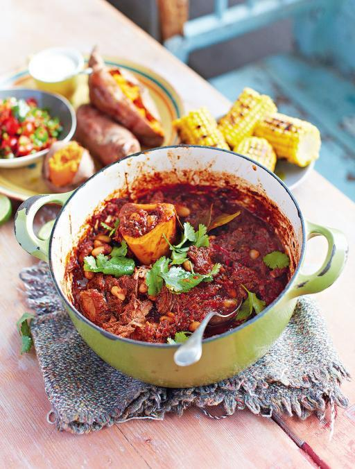 Jamie Oliver On Twitter Recipeoftheday Mexican Beef Chilli