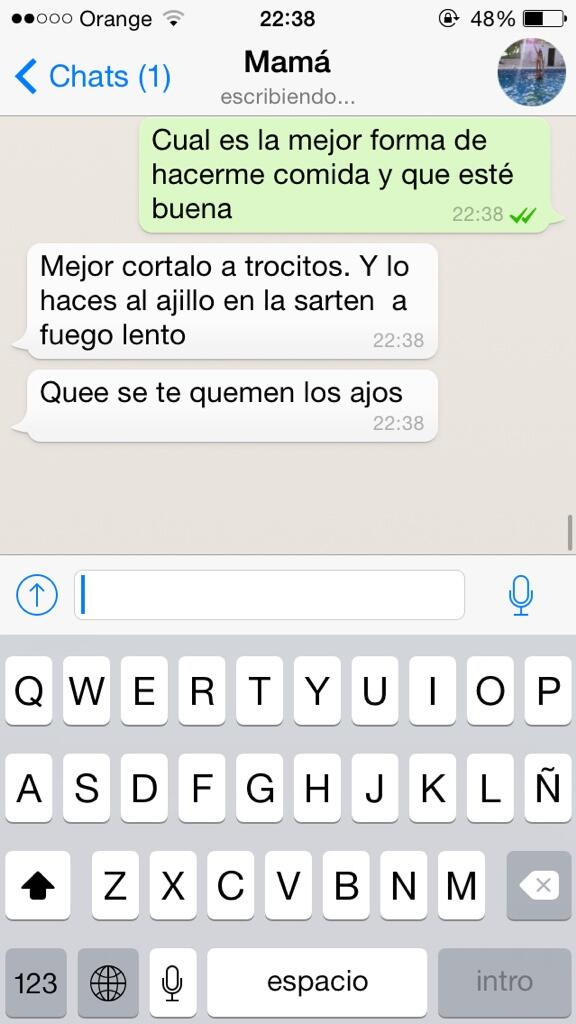 Mangel On Twitter Preguntas A Mi Madre En Whatsapp Vol 249 Http T Co S8dhlpo0gr