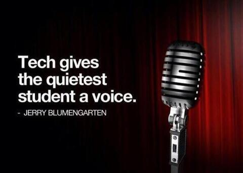 Twitter / DocbobLA: Love this thought. #edtech ...