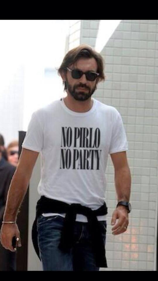 Sportbible On Twitter No Pirlo Party Http Tco