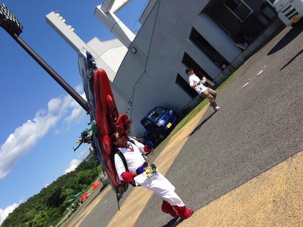 みちのく秋田チャリティーラン&ウォーク大会 ヤマト発進 #run_jp #run #akita #yokote http://t.co/seMyRCzOVb