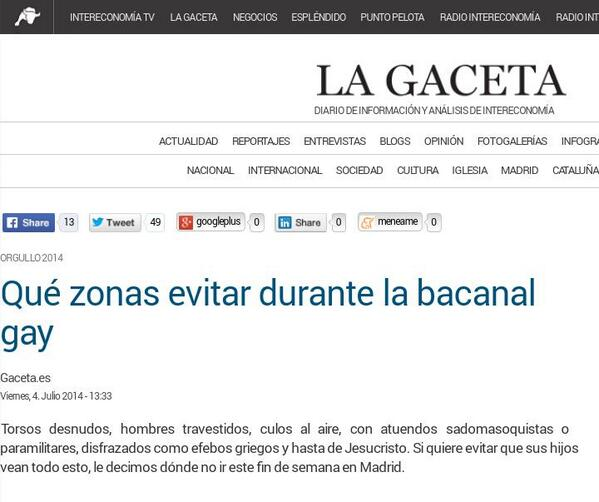 El hijoputismo era esto  Qué asco das, Gaceta http://t.co/3B99uE3YLT