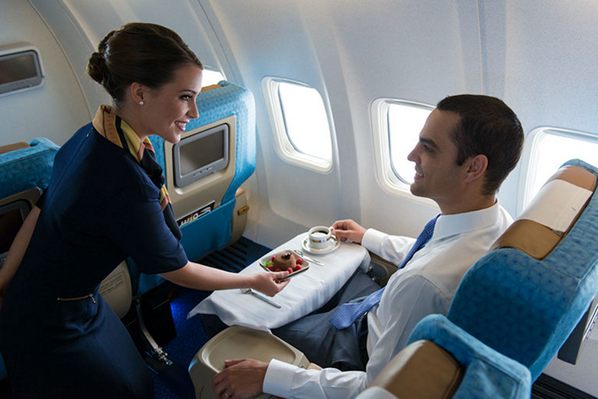 Egypt Air Business Class Angebote