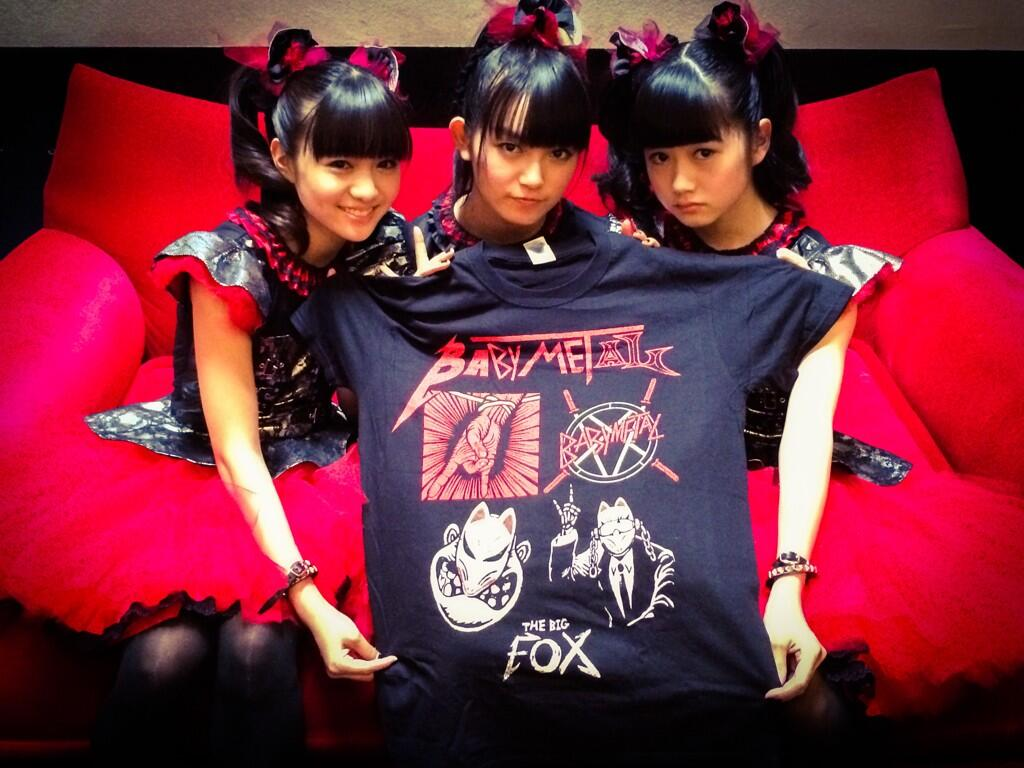 Good Morning Baby Japanese Version : Babymetal on twitter quot good morning london now we are