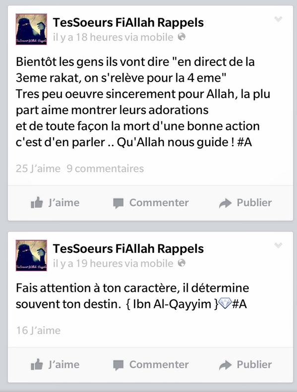 Favori ☝ Allahu akbar ☝ (@ServantesdAllah) | Twitter NP06