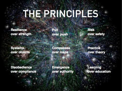 Twitter / JoyAndLife: Joi Ito's 9 principles for ...