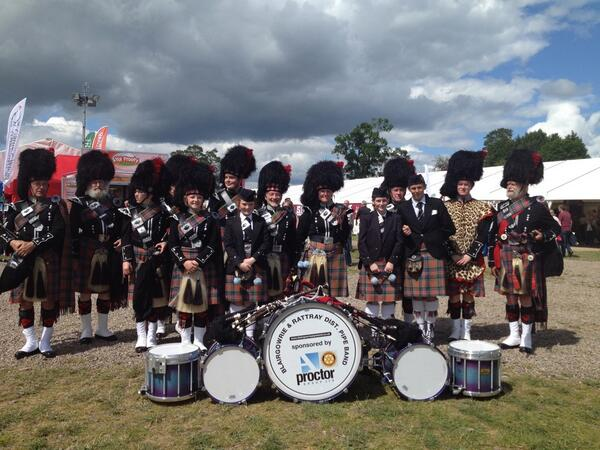 We've had a brilliant day playing at the @ScotGameFair today!! http://t.co/yqvcrDvnKj