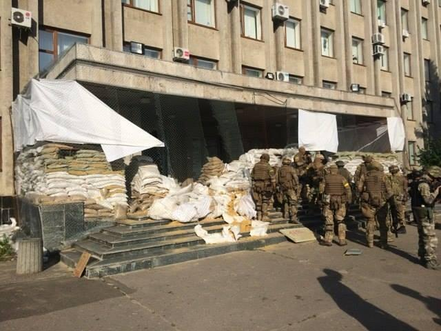 Силы АТО вошли в Краматорск, - СНБО - Цензор.НЕТ 7372